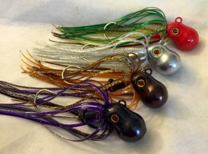 New lingcod octopus jigs now available! These jigs are Hot!!!